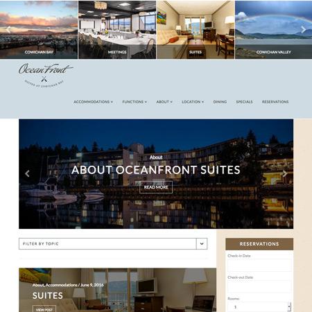 oceanfrontcowichanbay.com | Duncan BC