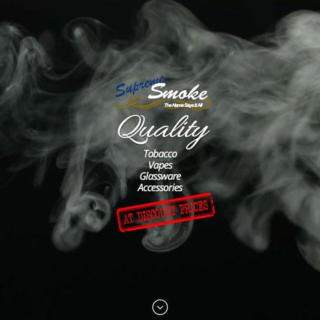supremesmoke.org | Courtenay BC